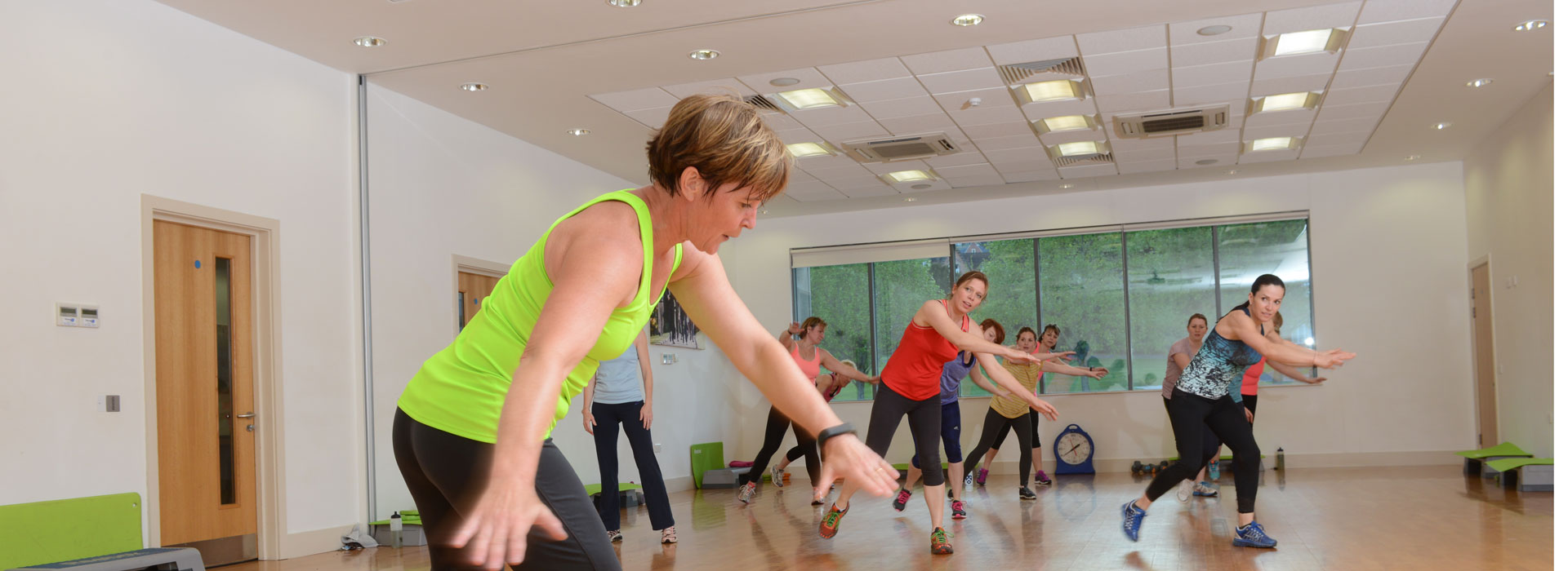 Lean and Mean classes at Malvern Active