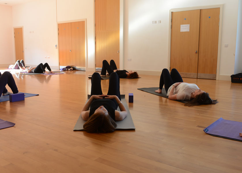 yoga at Malvern Active